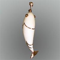 Инкрустированная рыбка
