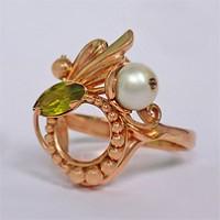 Кольцо в излюбленном стиле