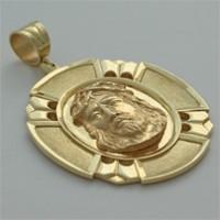 Медальон Иисус Христос
